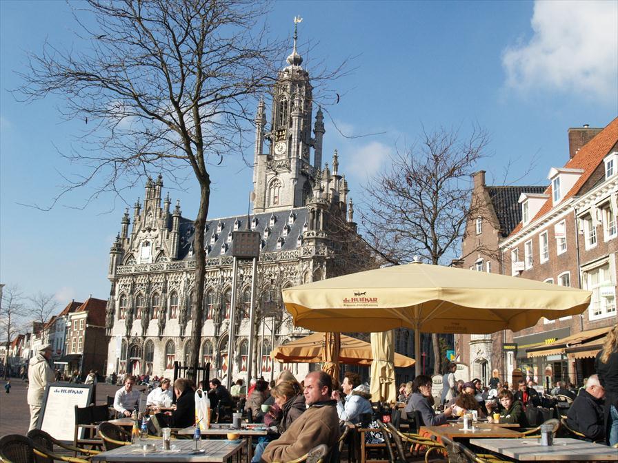 middelburg holland winkelen shoppen university
